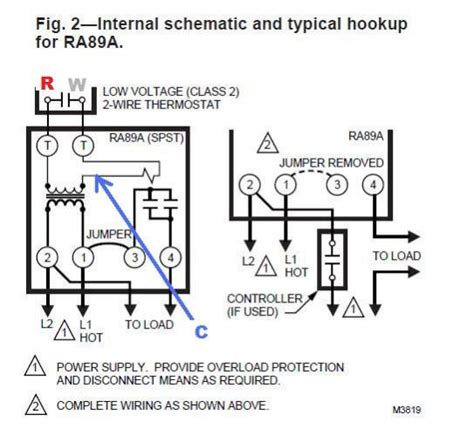 Honeywell WIFI thermostat not working with 3 wire system   DoItYourself.com Community Forums