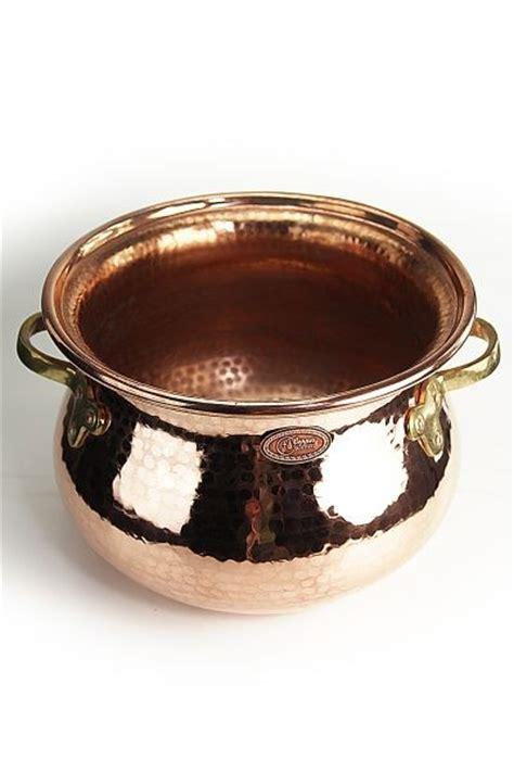 chaudron pour cuisiner pourquoi cuisiner dans du cuivre