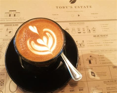 off menu signature coffee toby estate jollybelly