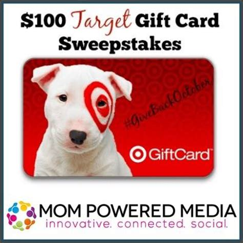 Target Gift Card Sweepstakes - 100 target gift card giveaway funtastic life