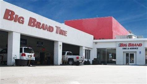 big brand tire service bakersfield california ca localdatabasecom