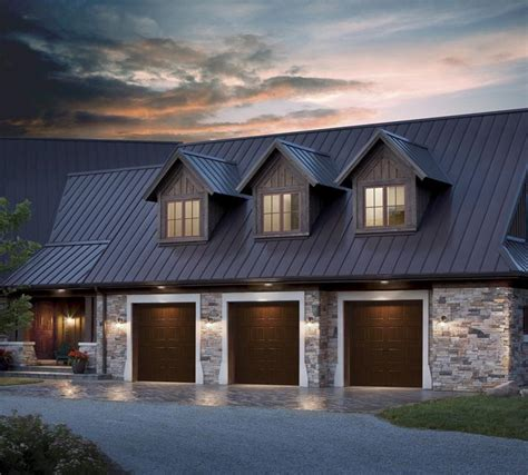 awesome garage doors 25 awesome garage door design ideas page 2 of 5