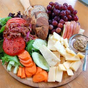 Hurricane ploughman s lunch it s not easy eating green