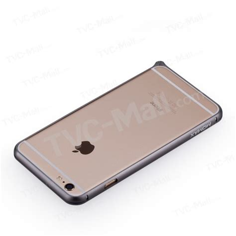 Iphone 6 Plus 5 5inc Air Michael Casing momax air frame aluminum alloy for iphone 6 plus 5 5 inch grey tvc mall