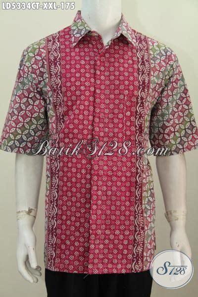 desain baju batik bagus hem batik halus modis desain mewah motif keren warna bagus
