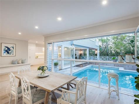 stunning htons queenslander style home in brisbane