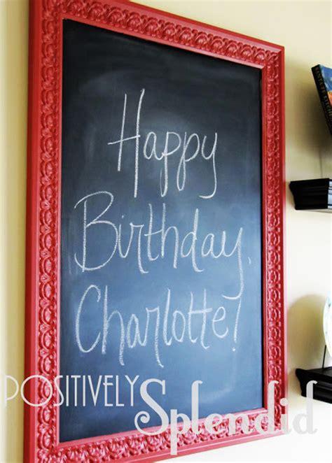 kitchen decor updates new shelving and chalkboard