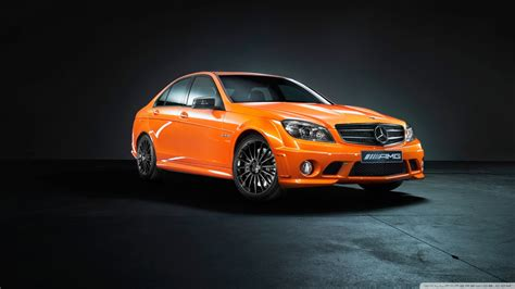 orange mercedes wallpapers wide top 10 best car wallpapers