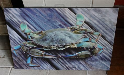 crab decorations for home blue crab ocean seaside seafood restaurant beach bar home