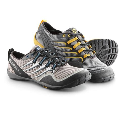 merrell running shoes review s merrell 174 trail glove running shoes 297347 running