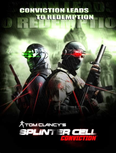Pc Splinter Cell splinter cell conviction pc free 4 7gb pc