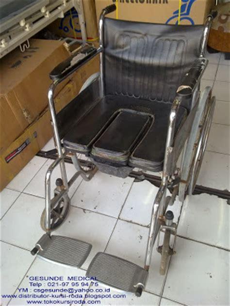 Kursi Roda Second kursi roda bekas 2 in 1 bab toko medis jual alat kesehatan
