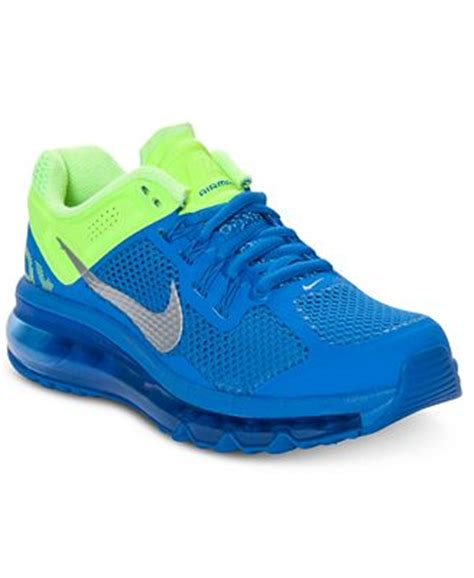 finish line kid shoes nike shoes boys air max 2013 running sneakers from