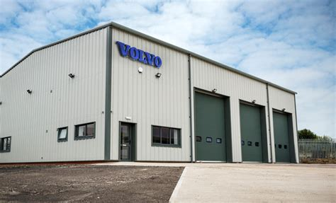 volvo commercial dealers truck and wales invest in evesham