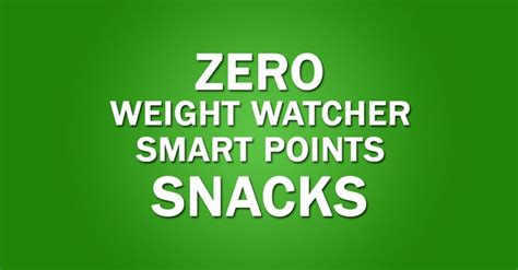 fruit zero points weight watchers snacks with 0 weight watchers smart points weight