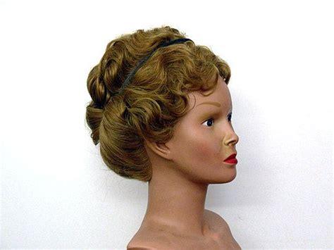 1919s hairstyles buste virtuel de coiffure historique 1910 1919