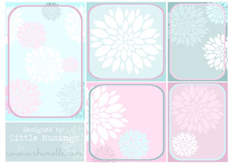 the gallery for gt scrapbooking templates free printables