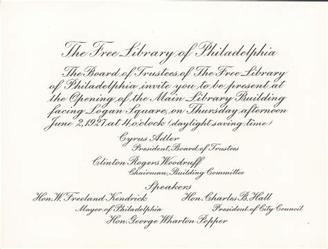 letter of appreciation after naming ceremony invitation card to the opening ceremony of the central
