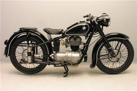 Bmw Motorrad 250 by Bmw 1951 R25 250 Cc 1 Cyl Ohv Yesterdays