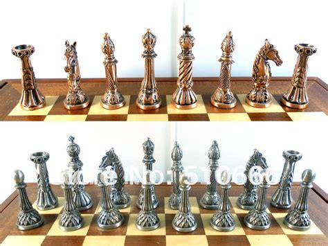 themed chess sets rome pillar theme chess set in inimitable design made in metal th best gift for frend ur