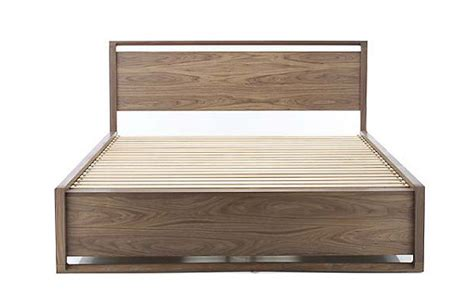 dwr beds matera bed with storage queen walnut design within reach