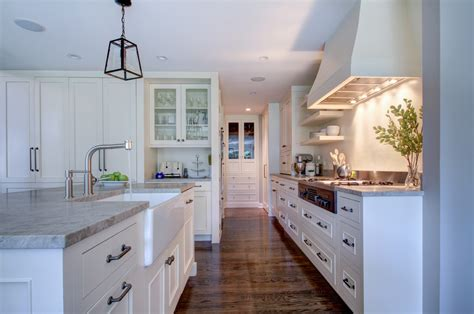 Farmhouse Kitchen Cabinet Hardware by Schaub Hardware Kitchen Traditional With Cooktop Farm Sink