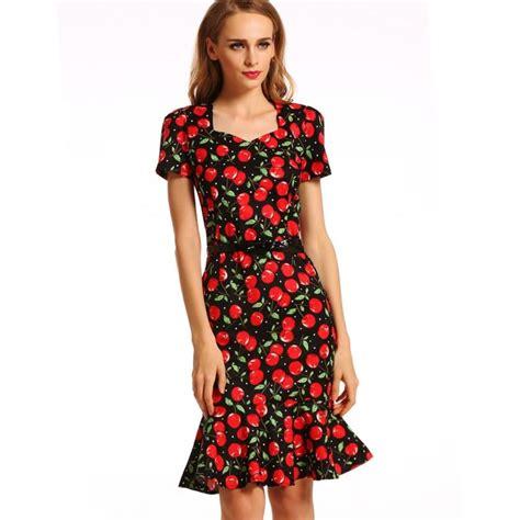 Cherry Dress plus size cherry dress pluslook eu collection