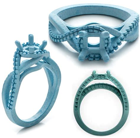 how to make wax molds for jewelry would you build your own engagement ring in the loupe