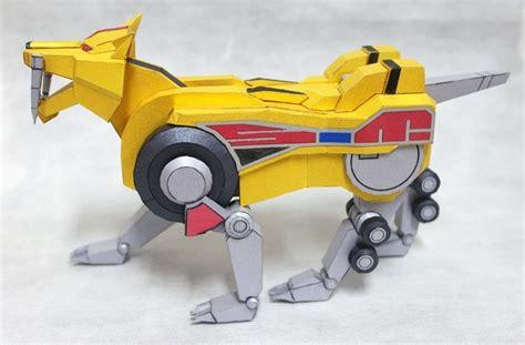 Megazord Papercraft - power rangers megazord papercraft r 18 00 em mercado livre