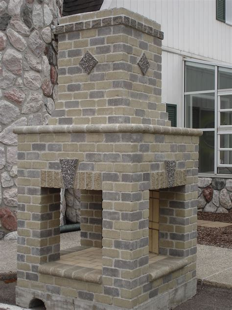 100 outdoor fireplace chimney height how to build an outdoor stacked stone fireplace hgtv