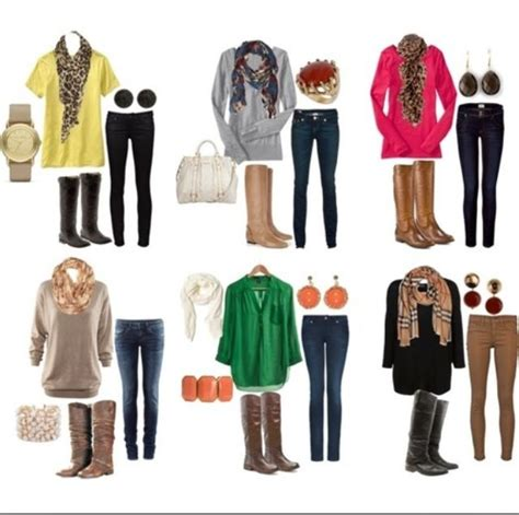 themes for cute or boot cute fall winter outfits jeans pinterest casual