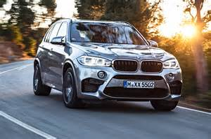 Bmw X5m Bmw X5 M 2017 Review By Car Magazine