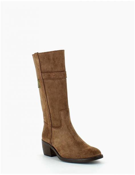 dakota 476 taupe suede boots