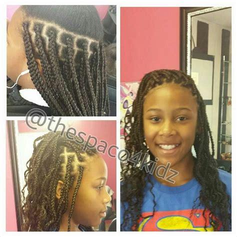 kids salon corn row 1000 images about kid s individual braids twists on