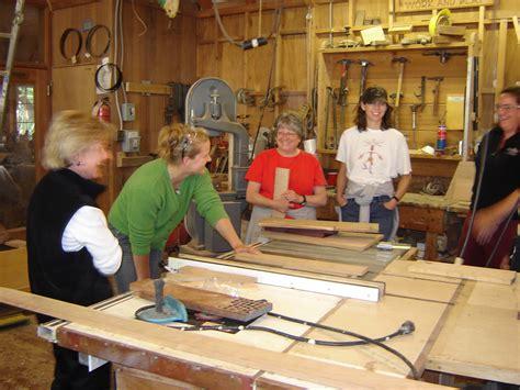 womens woodworking classes  cwb bearings  blog
