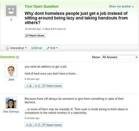 yahoo email questions answers funny yahoo answers 5 pics
