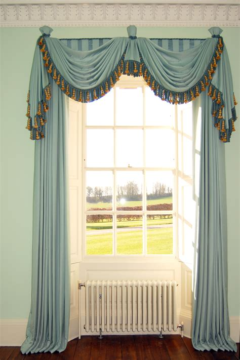 Swag Valances For Windows Designs Swag Curtains Curtains Swags Tails Flute Pelmet Board Curtains Pinterest Swag