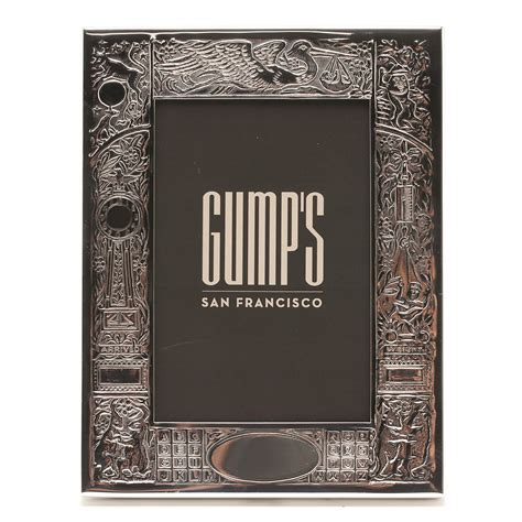 Birth Record Frame Pewter Birth Record Frame Gump S