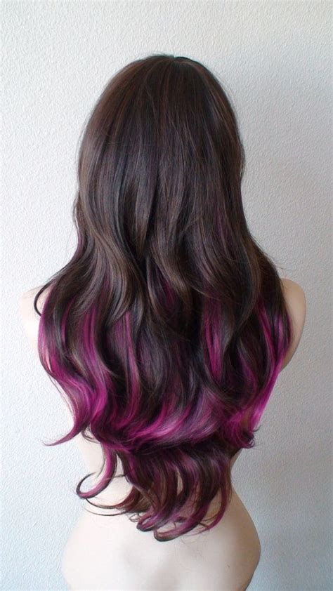 hairstyle ideas for highlights or streaks with wavy hair how to choose the right hair color for indian skin tones