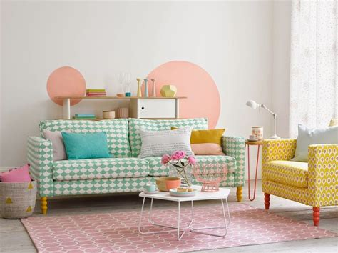 Pastel Yellow Living Room by 460 Best Gingham Images On
