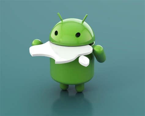 Android Vs Robot by Android Vs Ios The Green Robot Wins On App Downloads