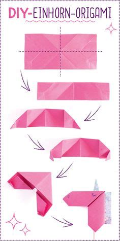 origami einhorn gutschein essen kostenlos erstellen und ausdrucken