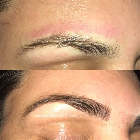 eyebrow tattoo london knightsbridge bespoke brows microblading microblading eyebrows