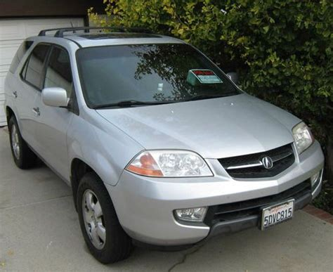 find used 2003 acura mdx touring sport utility 4 door 3 5l