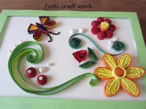 Www Paper Craft Work - my craft work quilling birdies