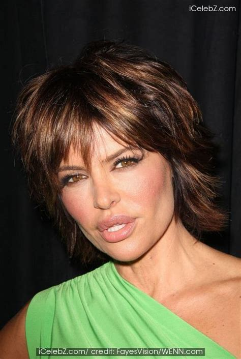 how to blow dry hair like lisa renna how to blow dry a lisa rinna haircut hairstylegalleries com