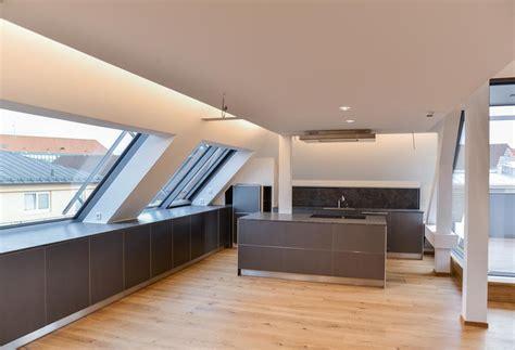privat wohnung münchen gerhard meininghaus architekt in m 252 nchen dachgeschoss