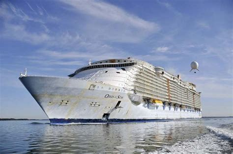 cruise ship the world 5th largest cruise ship in the world photos punchaos com