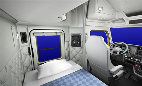 three ways to enhance sleeper cabs hvac fleet equipment