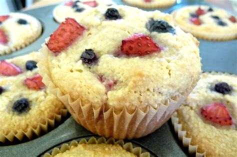 fruit muffins six strategies for healthy lunches